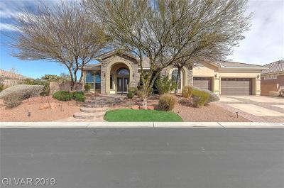 Clark County Single Family Home For Sale: 8440 Royalston Falls Court