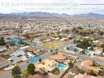 Henderson Residential Lots & Land For Sale: Derby Dr