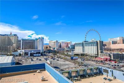 Platinum Resort Condo High Rise For Sale: 211 Flamingo Road #816