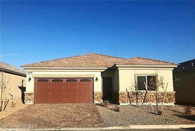 Las Vegas NV Single Family Home For Sale: $347,990