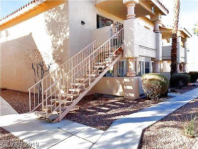 Las Vegas NV Condo/Townhouse For Sale: $148,000