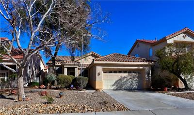 Henderson Single Family Home For Sale: 12 Palazzo Terrace