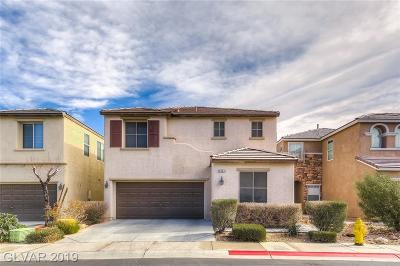 Single Family Home For Sale: 9054 Winchester Ridge Street