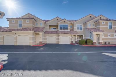 North Las Vegas Condo/Townhouse For Sale: 5855 Valley Drive #1047