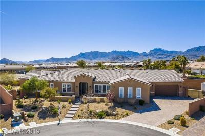 Las Vegas NV Single Family Home For Sale: $985,000