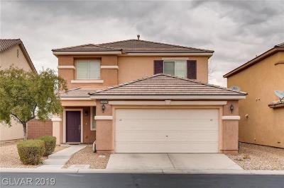 Las Vegas NV Single Family Home For Sale: $249,999