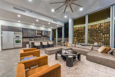Veer Towers High Rise For Sale: 3726 Las Vegas Boulevard #3601