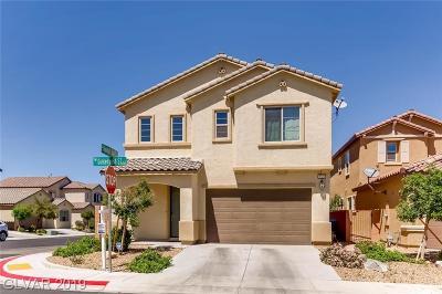 Las Vegas Single Family Home For Sale: 9324 Goldenbush Court