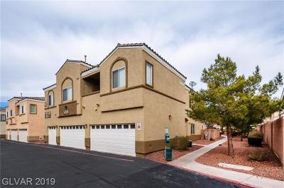North Las Vegas NV Condo/Townhouse For Sale: $189,888