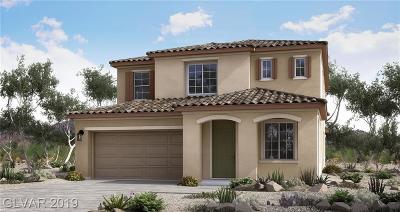 Las Vegas Single Family Home For Sale: 12808 Slipknot Street