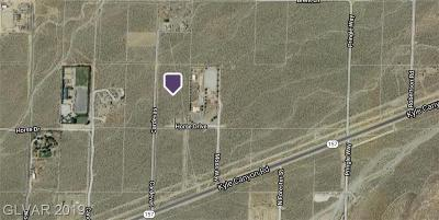 Las Vegas Residential Lots & Land For Sale: Horse