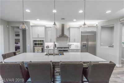 Las Vegas Single Family Home For Sale: 8417 Aspen Skye Street