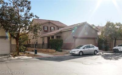 Las Vegas Single Family Home For Sale: 8803 Ashley Park Avenue