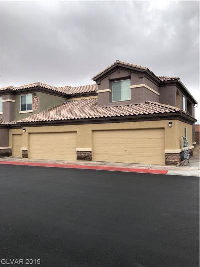 Las Vegas Condo/Townhouse For Sale: 6868 Sky Pointe Drive #2144