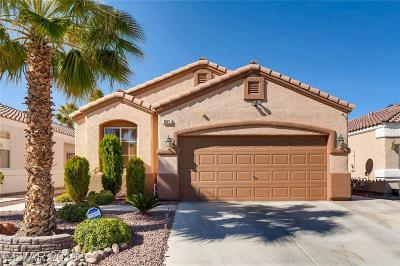 Las Vegas Single Family Home For Sale: 9527 Withering Pine Street