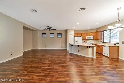 NORTH LAS VEGAS Condo/Townhouse Under Contract - No Show: 6330 Orions Tool Street
