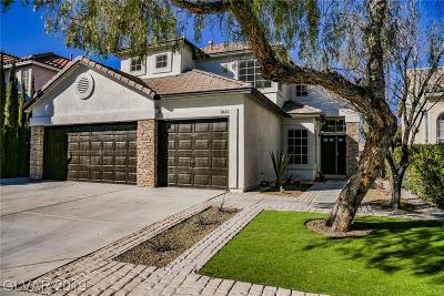 Las Vegas Single Family Home For Sale: 8466 Lambert Drive