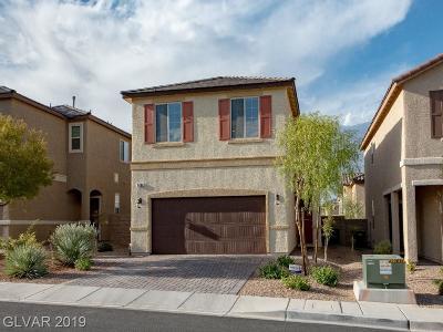 Las Vegas Single Family Home For Sale: 6484 Malibu Lagoon Court