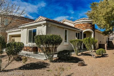 North Las Vegas Single Family Home For Sale: 3906 Burma Road