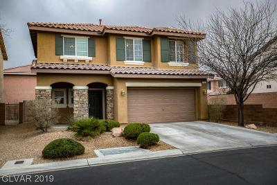 Las Vegas NV Single Family Home For Sale: $279,990
