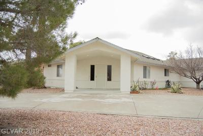 Las Vegas Single Family Home For Sale: 2921 Michael Way