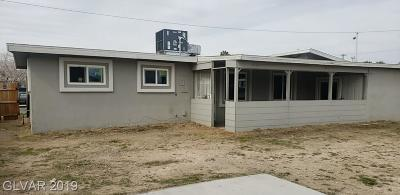 North Las Vegas NV Single Family Home For Sale: $119,000