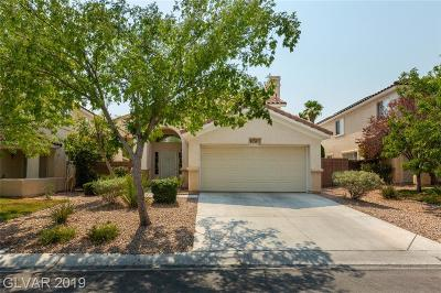 Las Vegas Single Family Home For Sale: 2025 Riva Del Garda Place