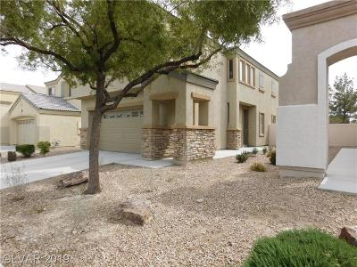 North Las Vegas NV Single Family Home For Sale: $249,900