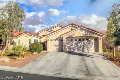 North Las Vegas NV Single Family Home For Sale: $359,900