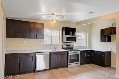 Las Vegas NV Single Family Home For Sale: $234,999