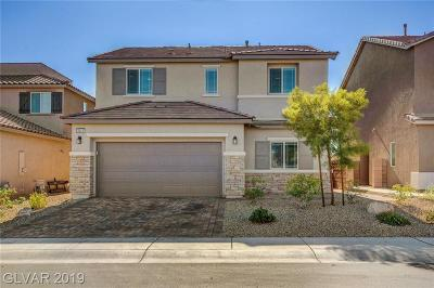 Las Vegas NV Single Family Home For Sale: $374,999