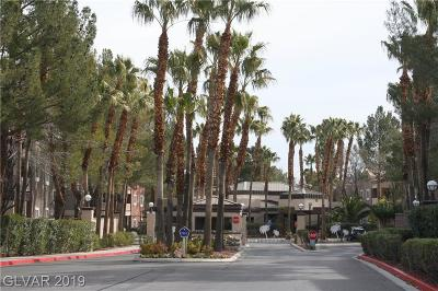 Las Vegas NV Condo/Townhouse For Sale: $213,900