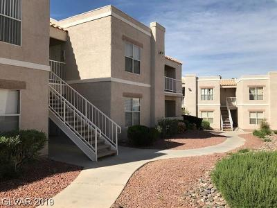 Las Vegas NV Condo/Townhouse Under Contract - Show: $102,500
