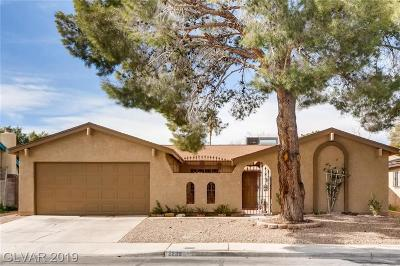 Las Vegas NV Single Family Home For Sale: $263,999