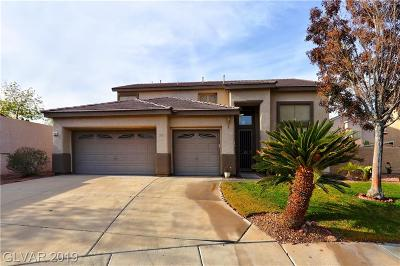 Henderson Single Family Home For Sale: 1780 Quiver Point Avenue