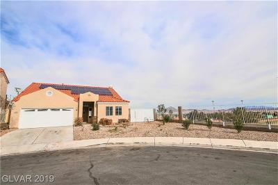 Henderson NV Single Family Home For Sale: $309,000