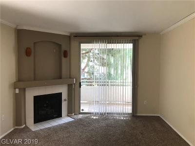 Henderson Rental For Rent: 75 Valle Verde Drive #1821