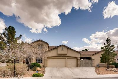 LAS VEGAS Single Family Home For Sale: 8913 Sheep Ranch Court