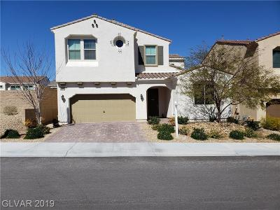 Las Vegas Single Family Home For Sale: 9682 Shadow Cliff Avenue