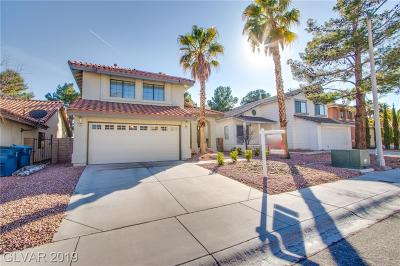 Single Family Home Under Contract - No Show: 9021 Crystal Glass Drive