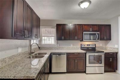 Las Vegas Single Family Home For Sale: 1429 Norman Avenue