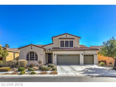 NORTH LAS VEGAS Single Family Home For Sale: 8050 Meadow Pasture Street