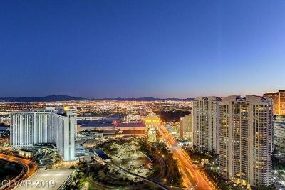 Las Vegas High Rise For Sale: 222 East Karen Avenue #3902