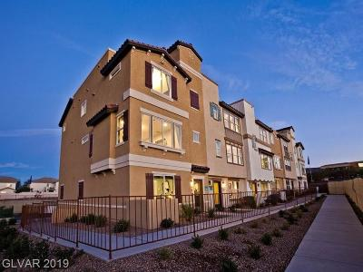 Henderson Condo/Townhouse Under Contract - Show: 51 Morning Mimosa Court