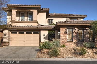 Las Vegas NV Single Family Home Under Contract - No Show: $528,800
