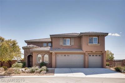 Las Vegas Single Family Home For Sale: 193 Glenbrook Estates Drive