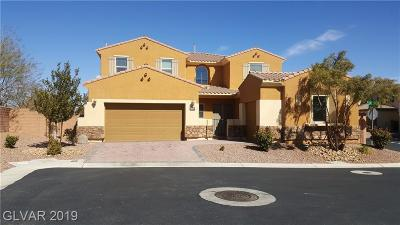 Las Vegas NV Single Family Home Under Contract - Show: $519,999