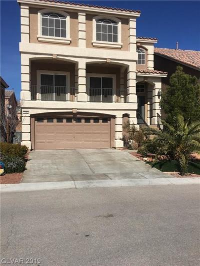 Single Family Home For Sale: 5980 Pillar Rock Avenue