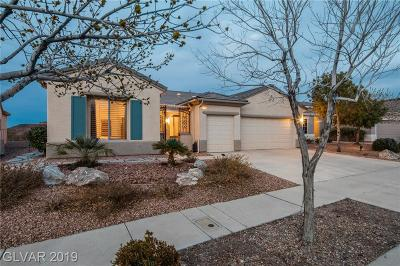 Sun City Macdonald Ranch Single Family Home Under Contract - No Show: 2102 King Mesa Drive