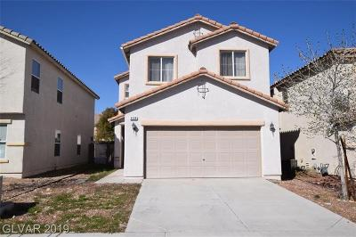 Single Family Home For Sale: 6336 Whispering Clouds Court